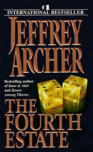 The Fourth Estate by Archer Jeffrey