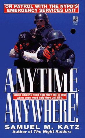 Anytime  Anywhere! by Katz Samuel M.