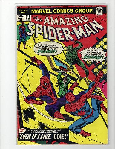 Amazing Spider-Man #149 - Fine