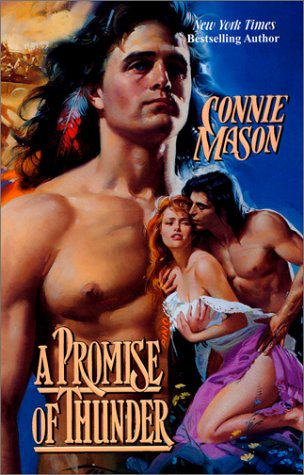 A Promise of Thunder by Mason Connie