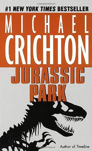 Jurassic Park by Crichton Michael
