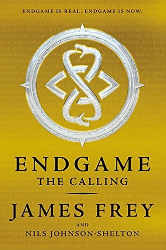 End Game The Calling by Frey James