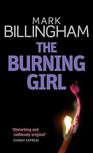 Billingham Mark - The Burning Girl