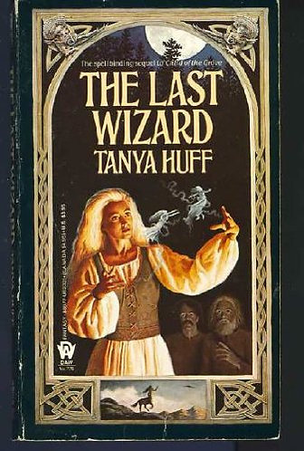 The Last Wizard by Huff T