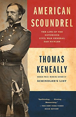 American Scoundrel by Keneally Thomas