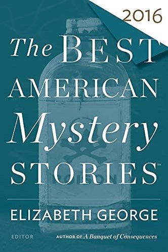 Best American Myster Stories by George Elizabeth