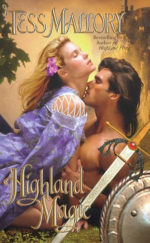 Highland Magic by Mallory T