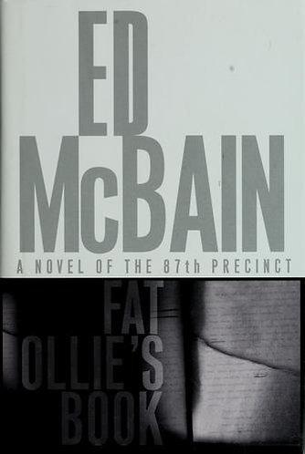 Fat Ollie's Book by Mcbain Ed