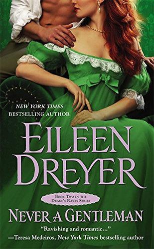 Never A Gentleman by Dreyer Eileen