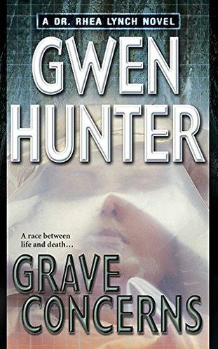 Grave Concerns by Hunter G