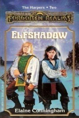 Forgotten Realms Elfshadow by Cunningham E