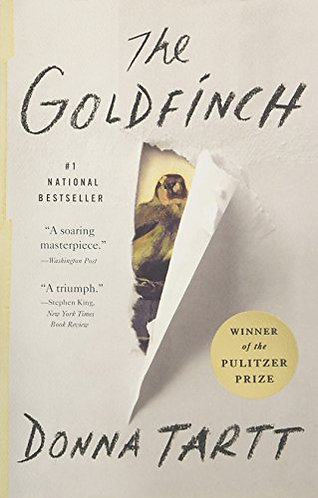 The Goldfinch by Tartt Donna