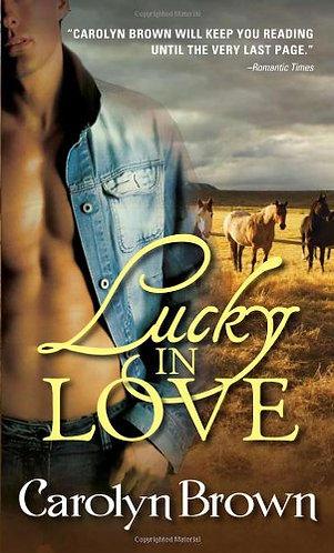 Brown Carolyn - Lucky In Love