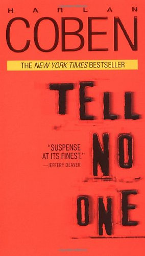 Tell No One by Coben Harlan