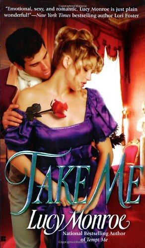 Take Me by Monroe Lucy