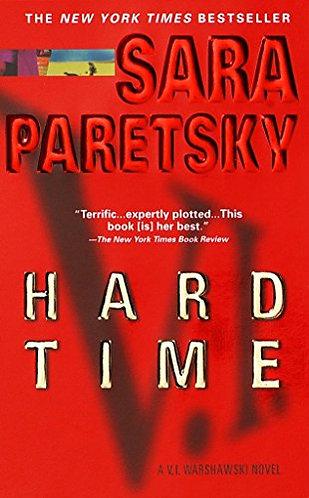 Hard Time by Paretsky Sara