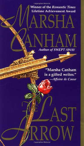 Canham Marsha - The Last Arrow