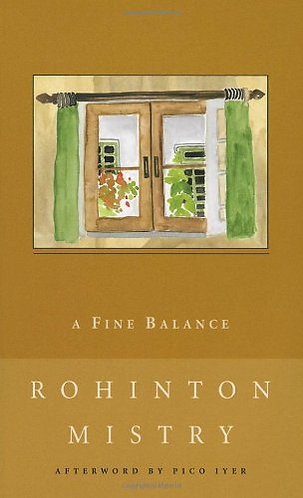 A Fine Balance by Mistry Rohinton