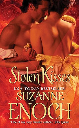 Stolen Kisses by Enoch Suzanne