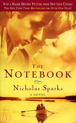 The Notebook by Sparks Nicholas