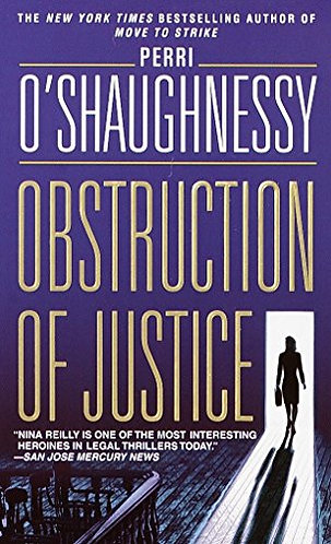 Obstruction Of Justice by O'Shaughnessy Perri