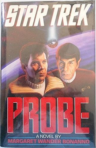 Star Trek Probe by Bonanno M