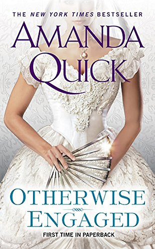 Otherwise Engaged by Quick Amanda
