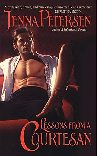 Lessons From A Courtesan by Petersen Jenna