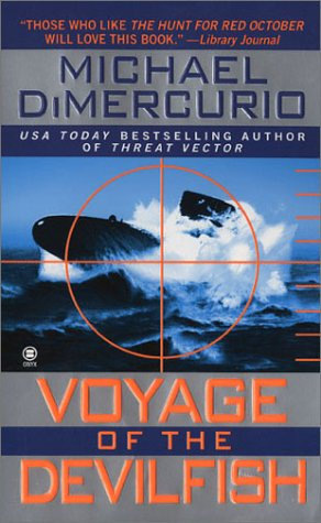 Voyage Of The Devil Fish by Dimercurio M