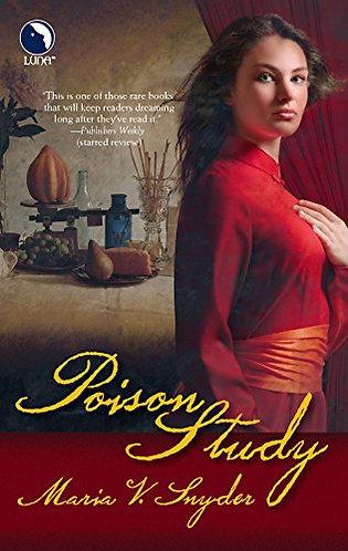 Poison Study by Snyder Maria V