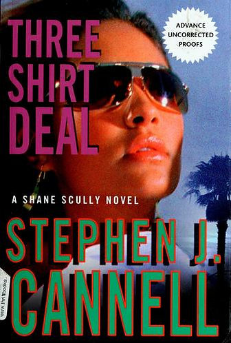 Three Shirt Deal by Cannell Stephen J.