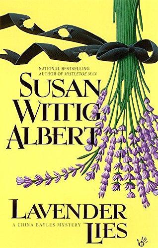 Lavender Lies by Albert Susan Wittig