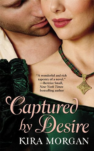 Captured By Desire by Morgan Kira