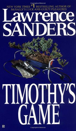 Timothy's Game by Sanders Lawrence