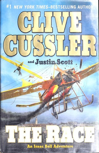 The Race by Cussler Clive