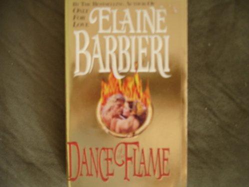 Dance Of Flame by Barbieri Elaine