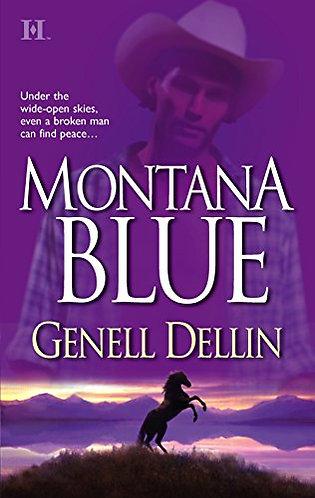 Montana Blue by Dellin G