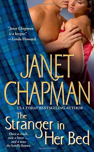 The Stranger in her Bed by Chapman Janet