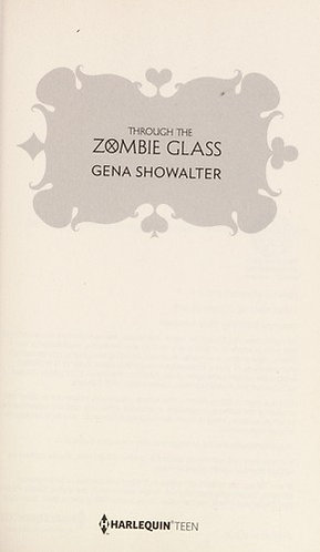 Through the Zombie Glass by Showalter Gena