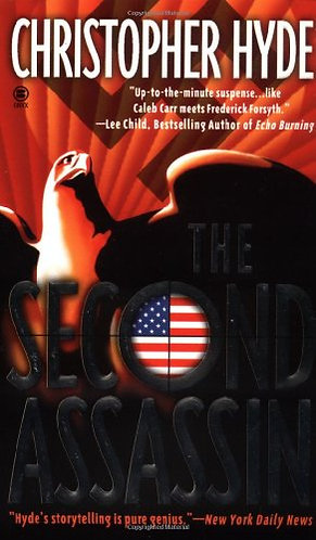 The Second Assassin by Hyde Christopher
