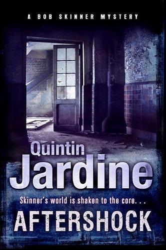 Aftershock by Jardine Quintin