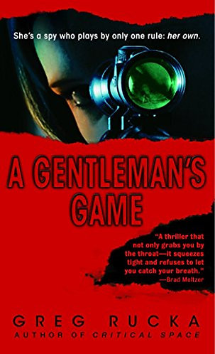 A Gentleman's Game by Rucka Greg