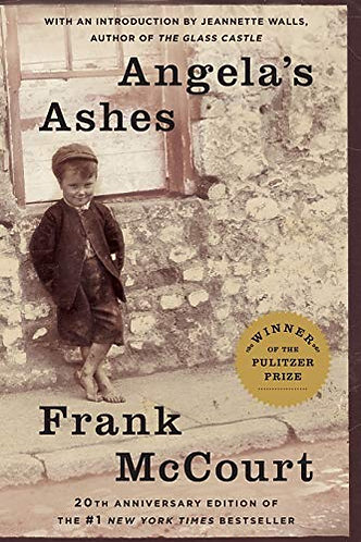 Angela's Ashes by Mccourt Frank