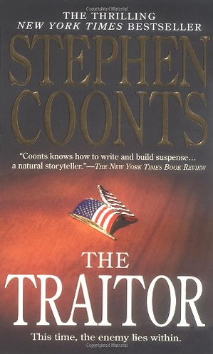The Traitor by Coonts Stephen