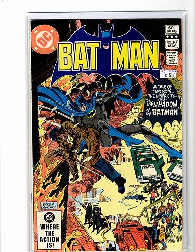 Batman V1 #347 VF/NM (9.0)