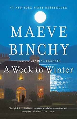 Binchy Maeve - A Week In Winter