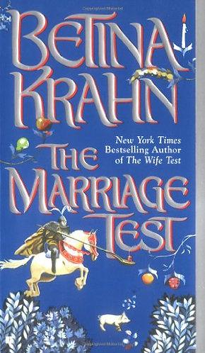 The Marriage Test by Krahn B