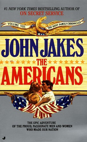 The Americans by Jakes John