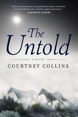 The Untold by Collins Courtney