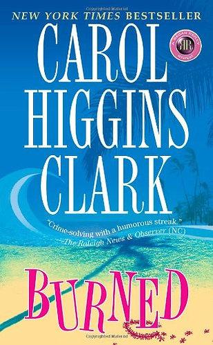 Burned by Clark Carol Higgins